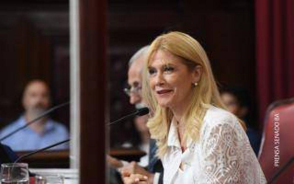 Legislatura bonaerense: Dos nuevos diputados y licencia para la senadora Teresa García