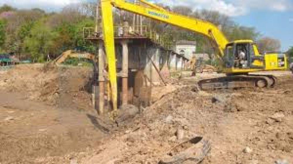 Se acentúa la bajante del río y vuelve a afectar la producción y distribución de agua potable