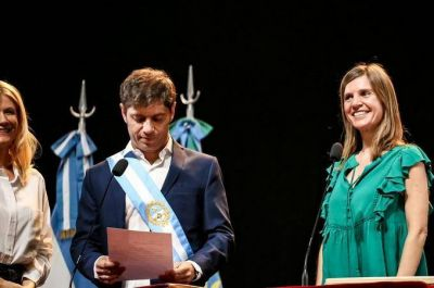 """Fernanda Raverta trabajará """"por una provincia que esté más integrada, sea más solidaria y más justa"""""""