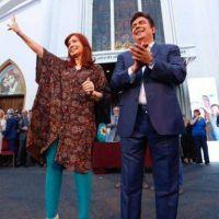 Cristina Kirchner comparó el presupuesto de La Matanza con el de la Ciudad de Buenos Aires y pidió rediscutir la coparticipación