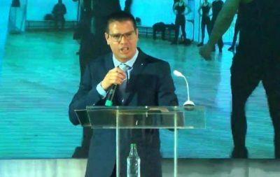 La Costa: Cardozo asumió agradeciendo a De Jesús, a Alberto y a Cristina