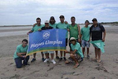 "Mar Chiquita: Volvió el programa ""Playas limpias"""