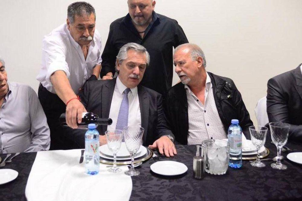 """Plaini dijo que la CGT """"no le va a poner plazos"""" a Alberto Fernández"""