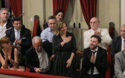 Florencia Saintout designada por Kicillof para presidir Consejo interuniversitario provincial
