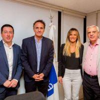 Otro intendente del Conurbano se suma al Gobierno nacional: Nardini será vicepresidente de AySA