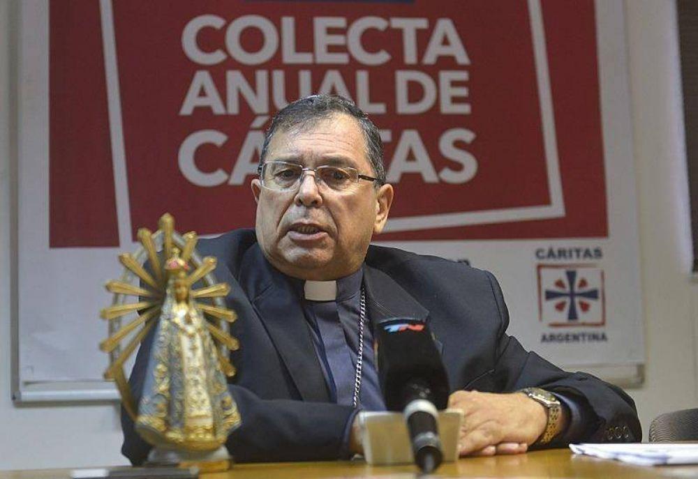 El obispo de Quilmes salió a cruzar al macrismo por sus dichos sobre el narcotráfico