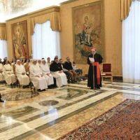 El Papa: hay verdadera alegría en el proclamar la misericordia del Señor