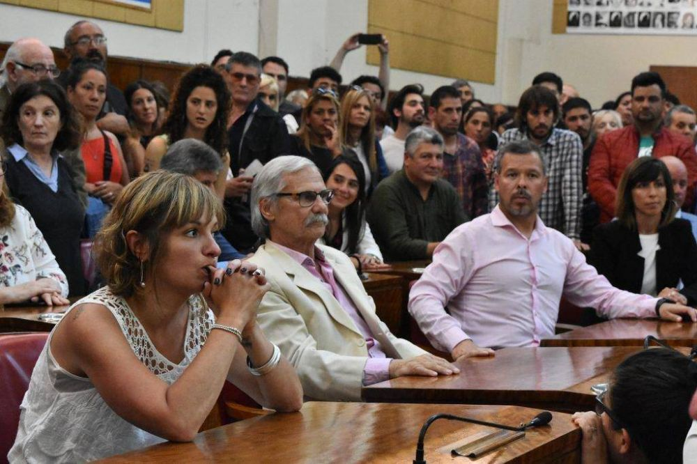 Confirman nombres e integrantes de los bloques del Concejo Deliberante