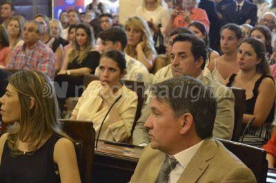 El oficialismo local presidirá 6 comisiones de las 14 comisiones del Concejo