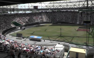 Unos 35 mil testigos de Jehová colmaron el Estadio Único
