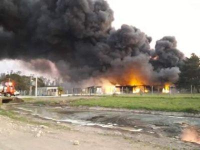 """MERCEDES: """"Hay daño ambiental"""" dice la Secretaría de Ambiente"""