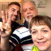 Julio De Vido y Roberto Baratta dejaron la cárcel y ya están en sus respectivos hogares