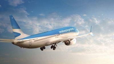 Pablo Ceriani asumió como nuevo presidente de Aerolíneas
