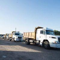 Municipales trabajan en doble turno para la recolección de residuos