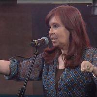 """Cristina Kirchner defendió la doble indemnización: """"Este decreto es un acto de justicia"""""""