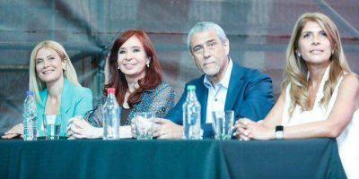Economía de CABA, críticas a los medios y un mensaje a Katopodis: nuevas definiciones de Cristina