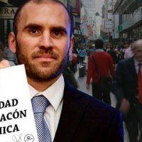 El impuestazo de Guzmán subirá la recaudación fiscal en $200.000 millones pero igual no alcanza
