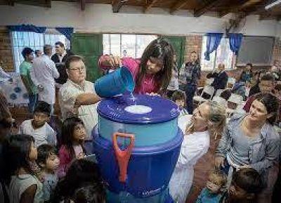 Proyecto Agua Segura, una empresa social que trabaja en la crisis del agua