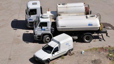 Agua potable: tres poblaciones de la zona que exigen atención urgente