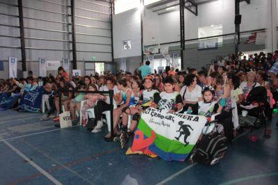 Se realizó el cierre anual de actividades deportivas de Malvinas Argentinas