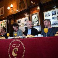 Larreta y Lousteau: socios contra Macri; enemigos por la Ciudad