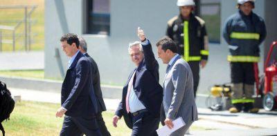 Alberto Fernández recibe a los tres gobernadores radicales con el foco en el pacto fiscal