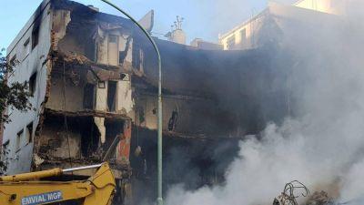 Incendio en Torres y Liva: hubo en la ciudad al menos diez casos con el mismo modus operandi