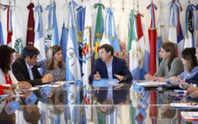 Medidas sociales: Ministra Raverta participó de reunión con Daniel Arroyo y sus pares de las provincias