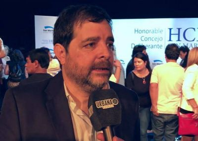 Fernando Moreira: «En San Martín va a primar la lógica de la continuidad»