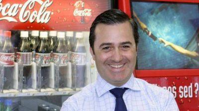 Coca Cola nombra director de Marketing a nivel global al español Manuel Arroyo