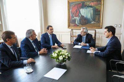 El toma y daca de Alberto con gobernadores: pausa al pacto fiscal y resolución de conflictos judiciales