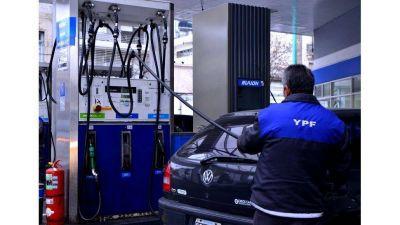 Por el alza de las retenciones, afloja la presión para nuevos aumentos en los combustibles