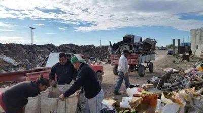 La Cooperativa de reciclado y la función de la planta GIRSU