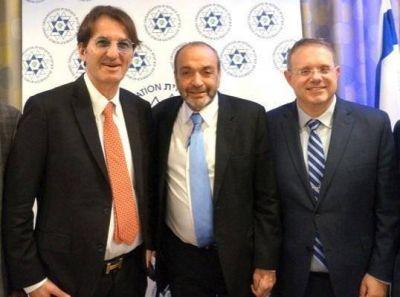 Líderes judíos de todo el mundo asistieron a una conferencia contra el antisemitismo en París