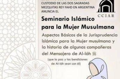 Seminario islámico para la Mujer Musulmana en Buenos Aires