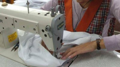Gremios textiles denuncian que en los últimos tres meses hubo unos mil despedidos