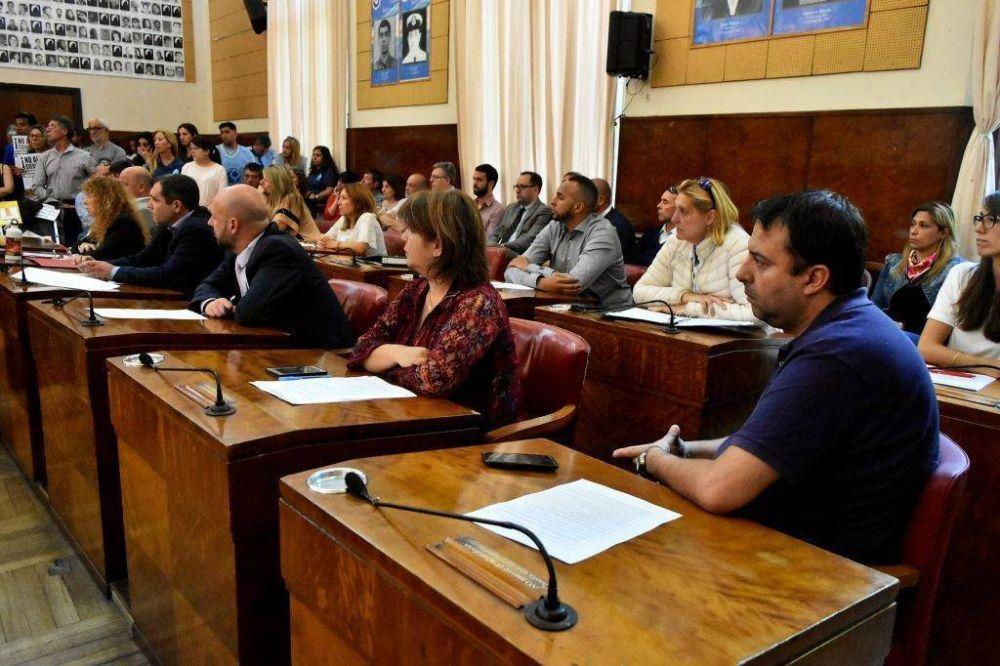 El Concejo aprobó las designaciones en los entes y OSSE y la prórroga del presupuesto