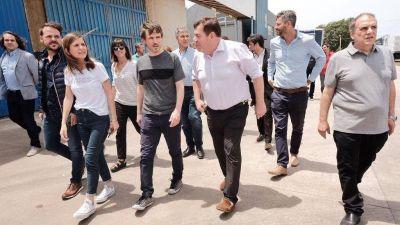 Para Aticma, la reunión con Montenegro y Raverta