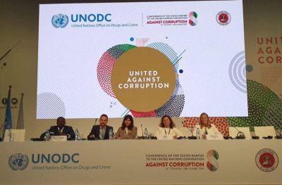 CEAMSE expuso sobre integridad empresarial en una conferencia en Emiratos Árabes