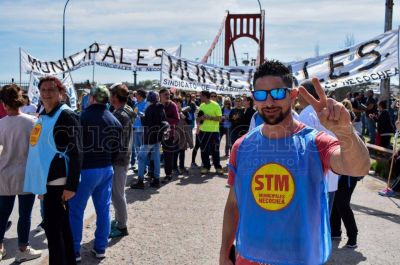 El Sindicato de Trabajadores Municipales solicitó al Ejecutivo el pago del aguinaldo a destajistas