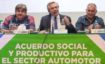 El GNC quiere participar del Acuerdo Social y Productivo para el sector automotor 2030