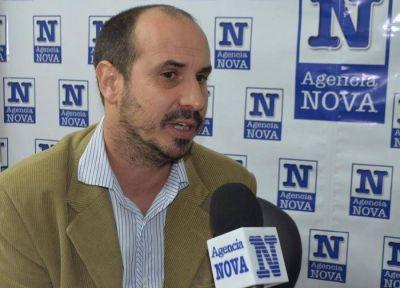 Gastón Crespo pidió que se garanticen los servicios de luz y agua durante el verano en La Plata