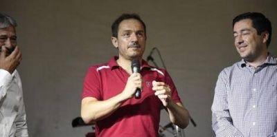 El Intendente acompañó los festejos por el Día del Trabajador Petrolero
