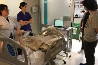 Rehabilitación: en la Universidad de Tres de Febrero usan el arte y la ciencia para mejores terapias