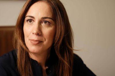 En el llano: María Eugenia Vidal apuesta a la unidad y se prepara para negociar con Axel Kicillof