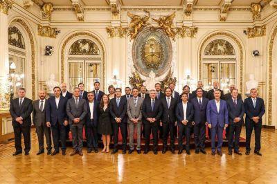 La marcha atrás con el pacto fiscal de Macri tendió un nuevo vínculo con los gobernadores