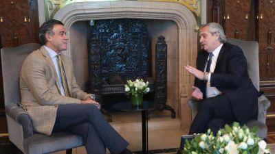 Alberto recibió a Rafecas y confirmó que lo propondrá como procurador general