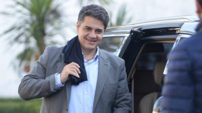 Monzó y Jorge Macri acuerdan unir fuerzas para pelear la gobernación en 2023