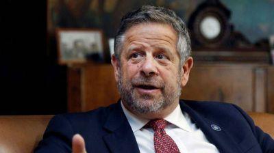 Adolfo Rubinstein criticó el acuerdo para bajar un 8% los precios de los medicamentos