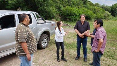Prevén ejecutar obras hídricas en el departamento El Alto
